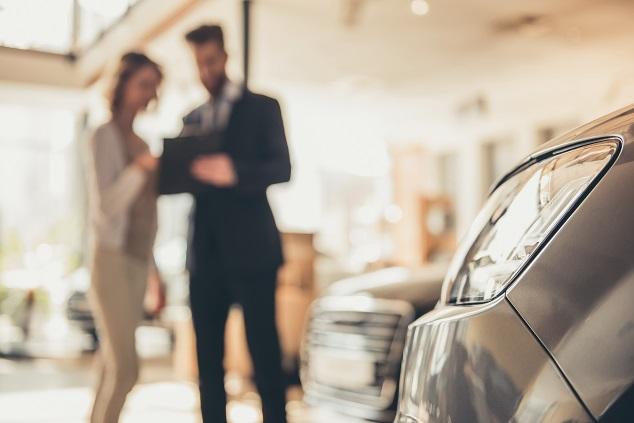 bilköp i bilhall