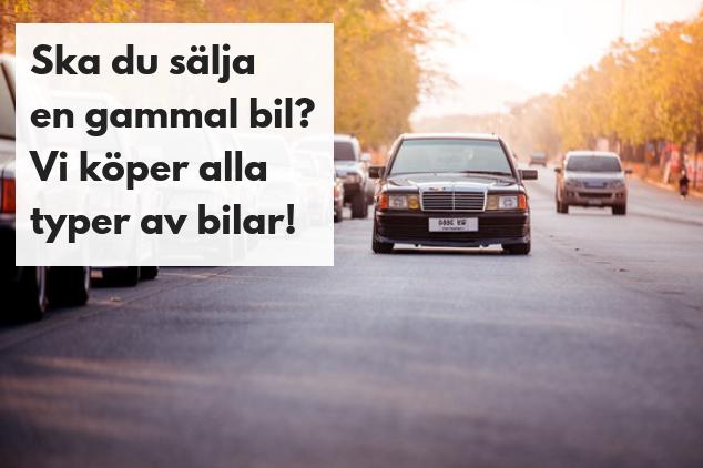 köp o sälj bilar