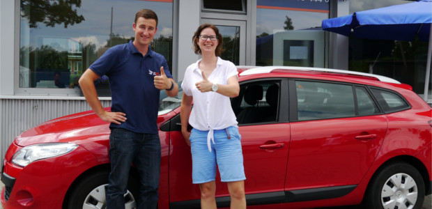 Kunden säljer bil