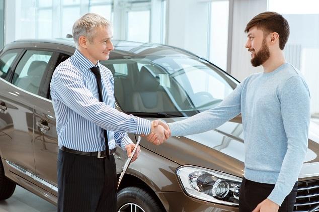 sälja avställd bil