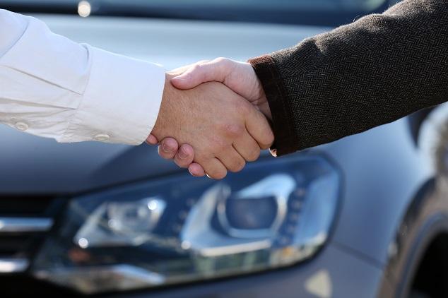 sälja bilen privat att tänka på