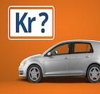 Vad är min bil värd?